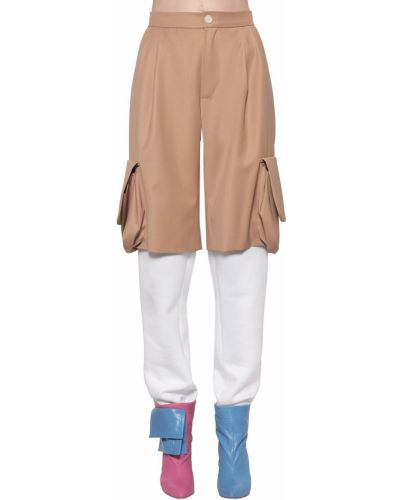 Спортивные брюки - бежевые Natasha Zinko