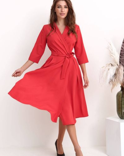 Платье - красное Nenka