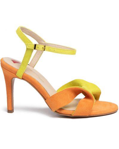 Босоножки на каблуке Maccioni
