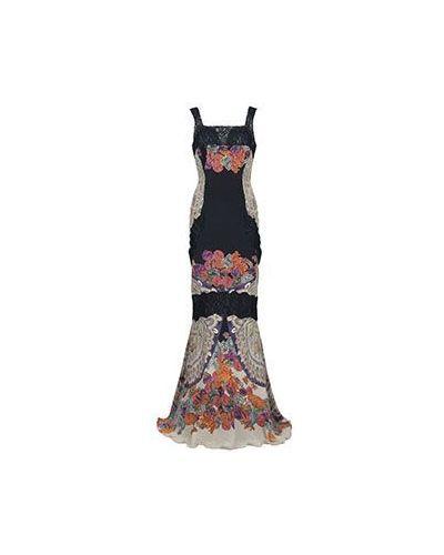 Вечернее платье весеннее Class Cavalli