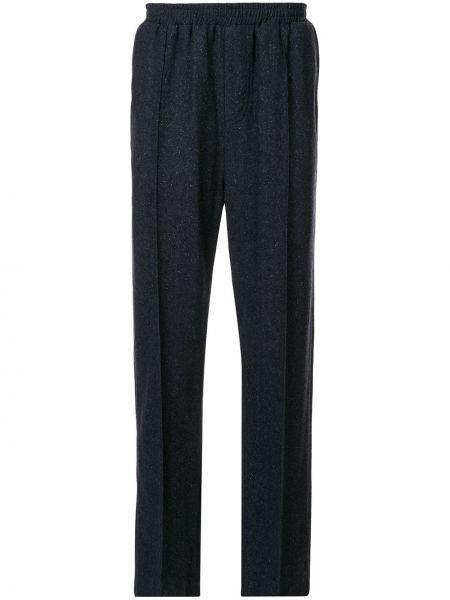 Прямые брюки с поясом новогодние Strateas Carlucci