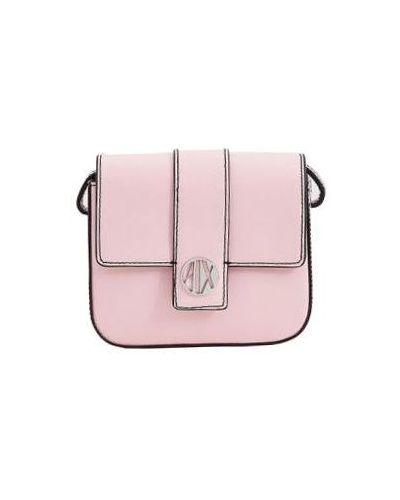 Пляжная сумка сумка-рюкзак черный Armani Exchange