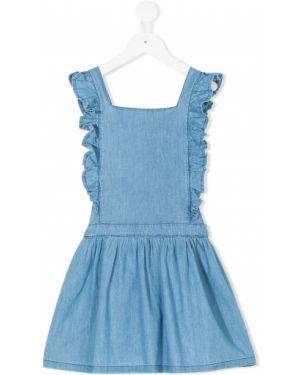 Платье на пуговицах Emile Et Ida