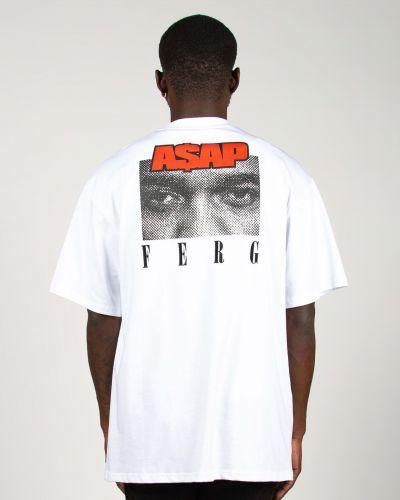 Biała t-shirt A$ap Ferg By Platformx