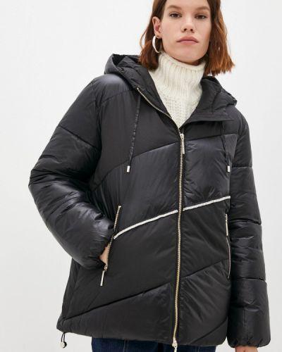 Черная зимняя куртка Liu Jo Sport