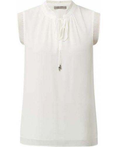 Biała bluzka z szyfonu Jake*s Collection
