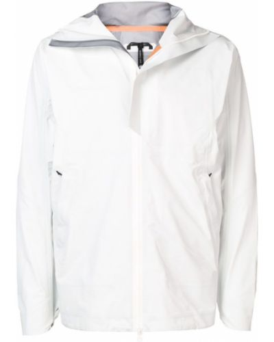 Белая спортивная куртка Mammut Delta X