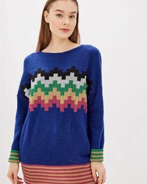 Синий свитер United Colors Of Benetton