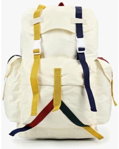 Белый рюкзак Mango Man