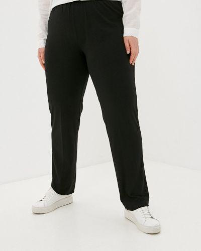 Черные зауженные брюки Sophia