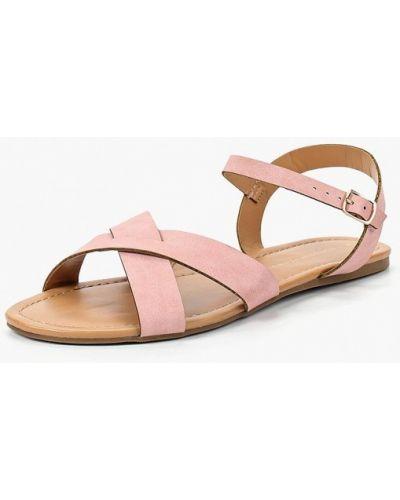 Розовые сандалии Dorothy Perkins