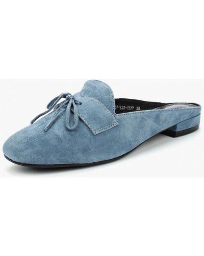Голубые сабо Marie Collet