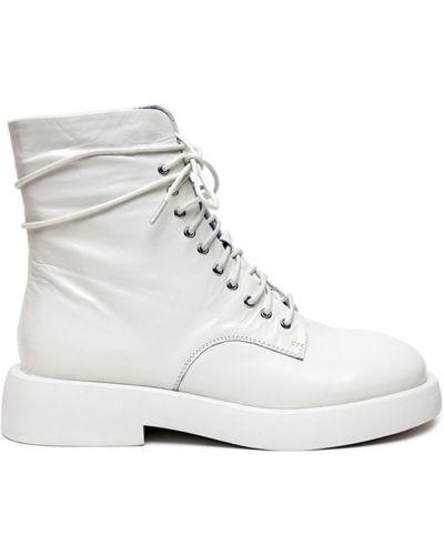 Ботинки - белые Sasha Fabiani