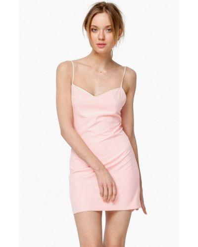 Розовое платье весеннее Nai Lu-na By Anastasia Ivanova