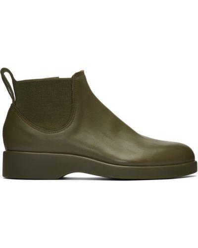 Треккинговые ботинки с высоким голенищем кожаные R.m. Williams