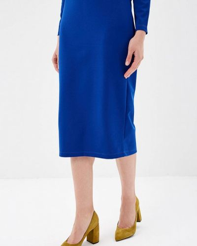 Юбка синяя Vittoria Vicci