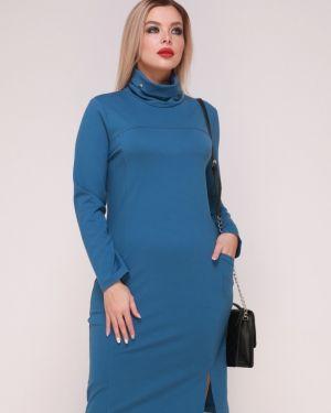 Платье платье-сарафан с кокеткой Ellcora