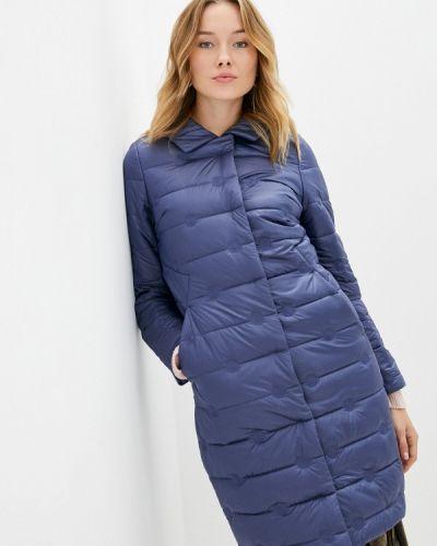 Утепленная синяя куртка Lanicka