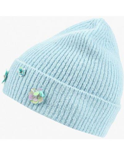 Голубая шапка осенняя Befree