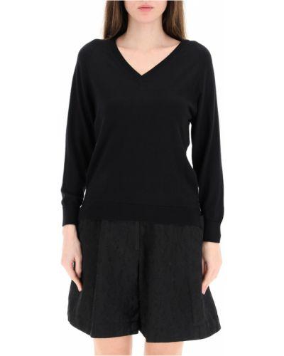 Czarny sweter Simone Rocha