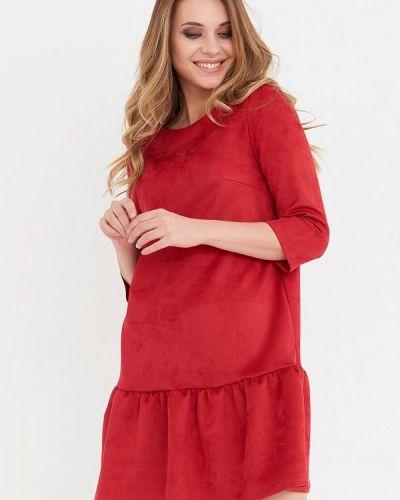 Платье - красное Donatello Viorano