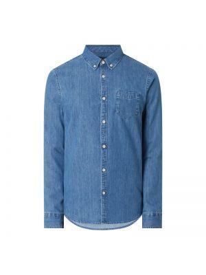 Koszula jeansowa - niebieska Scotch & Soda