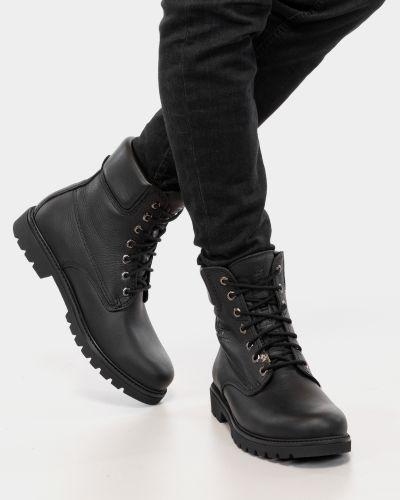Черные ботинки Panama Jack
