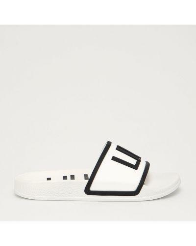 Białe sandały na obcasie Liu Jo