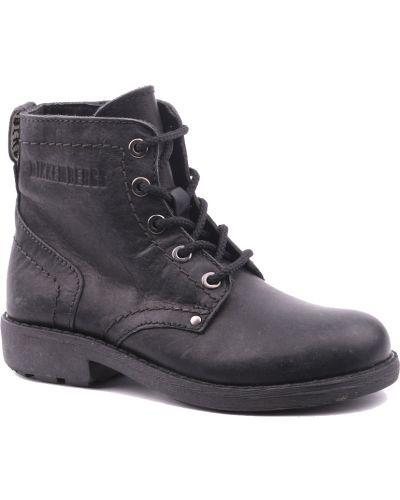 Ботинки черные Bikkembergs