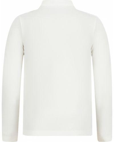Рубашка белый трикотажный белый слон