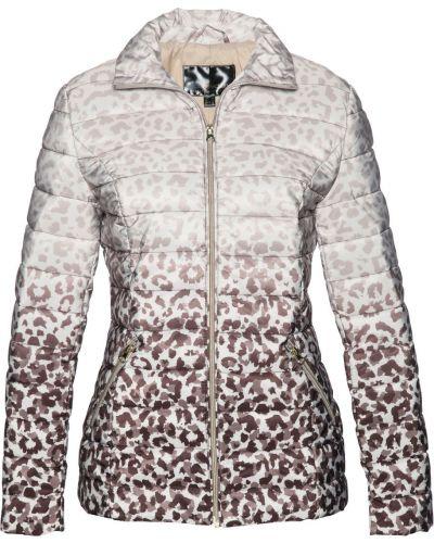 Куртка леопардовая облегченная Bonprix