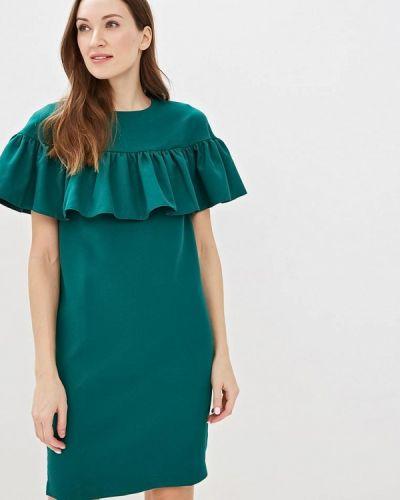Платье - зеленое Oks By Oksana Demchenko