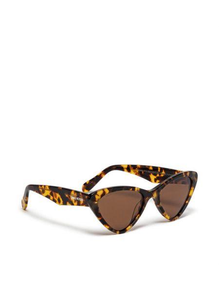 Brązowe okulary Gino Rossi