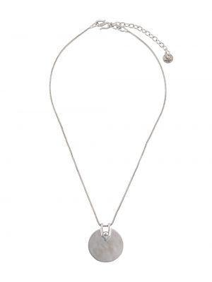 Naszyjnik ze srebra metal Goossens