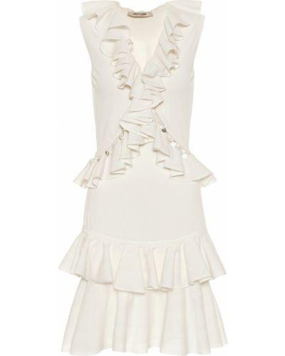 Асимметричное коктейльное платье Roberto Cavalli