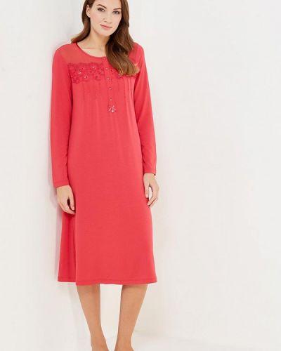 Домашнее красное платье Relax Mode