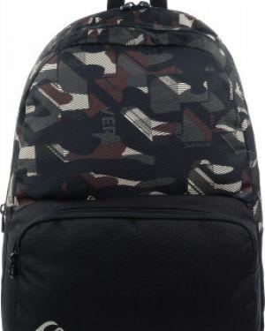 Рюкзак спортивный черный для ноутбука Quiksilver