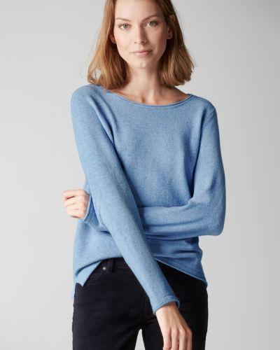 Пуловер шерстяной большой Marc O`polo