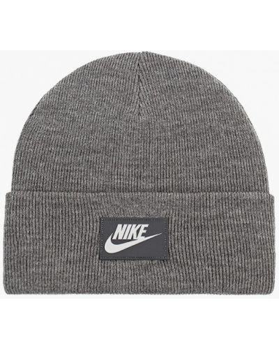 Шапка - серая Nike