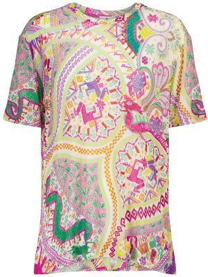Трикотажная рубашка Etro