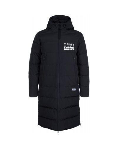 Куртка с капюшоном черная спортивная Termit