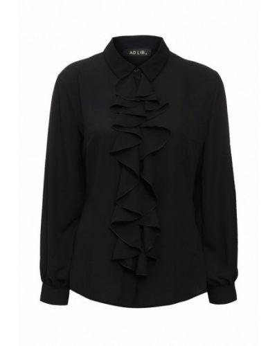 Блузка черная Ad Lib