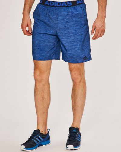 Спортивные шорты свободные с карманами Adidas Performance