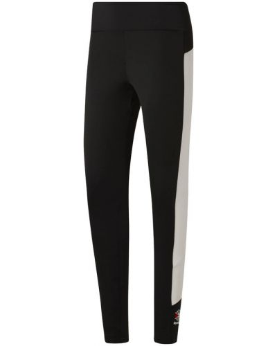 Klasyczne czarne legginsy Reebok