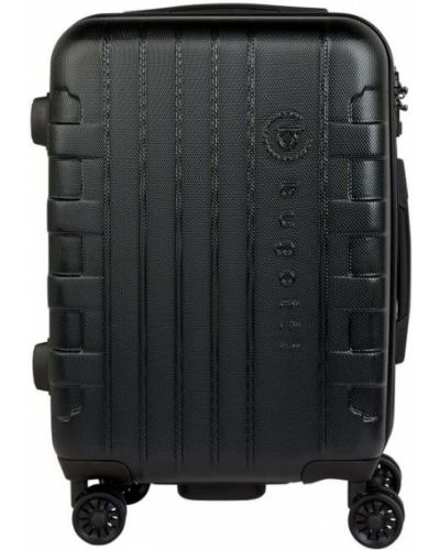Czarna walizka Bugatti