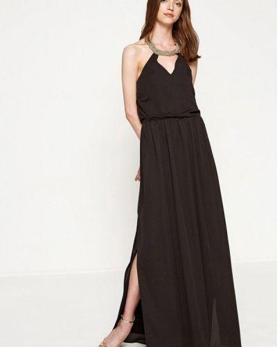 Черное вечернее платье Koton
