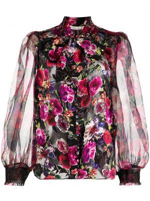 Шелковая блузка Alice+olivia