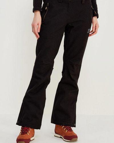 Черные брюки горнолыжные Rip Curl