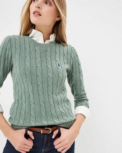 Зеленый джемпер Polo Ralph Lauren