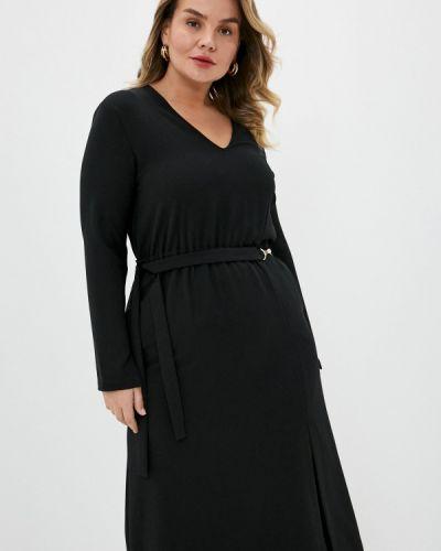 Повседневное черное платье Seventy